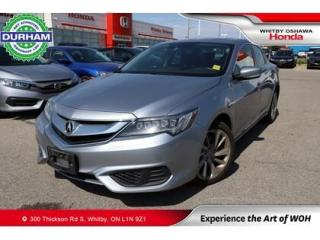 Used 2016 Acura ILX Base for sale in Whitby, ON