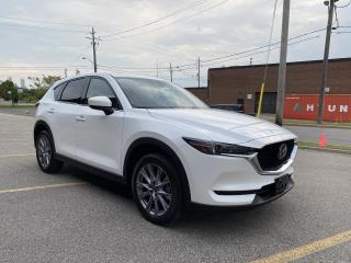 Used 2019 Mazda CX-5 GT w/Turbo | NAV | BACK UP | HEADS UP | PRICE TO SELL for sale in Toronto, ON