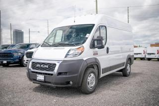 New 2020 RAM 1500 ProMaster Low Roof 136 in. WB for sale in Concord, ON