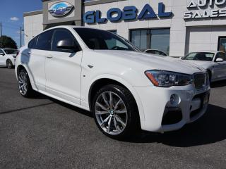 Used 2018 BMW X4 M40 M40i for sale in Ottawa, ON