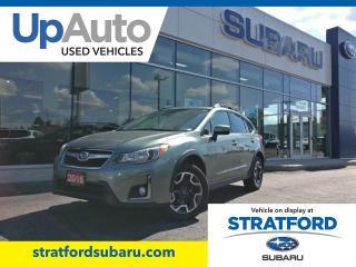 Used 2016 Subaru XV Crosstrek Touring for sale in Stratford, ON