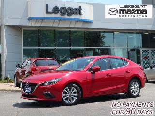 Used 2016 Mazda MAZDA3 GS- 6SPEED MANUAL, BLUETOOTH, HEATED SEATS, MOONROOF for sale in Burlington, ON