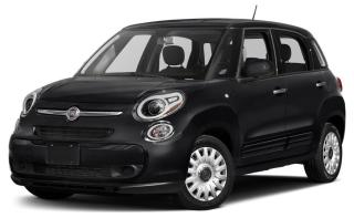 Used 2014 Fiat 500 L Sport Bluetooth / Well Maintained / Fuel Efficent for sale in Surrey, BC