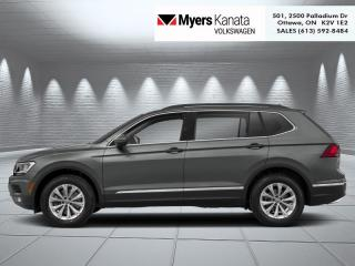 Used 2020 Volkswagen Tiguan Trendline 4MOTION  -  Apple CarPlay for sale in Kanata, ON
