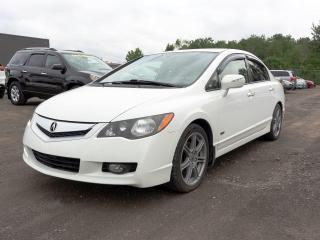 Used 2010 Acura CSX TOIT OUVRANT SIÈGES CHAUFFANTS NAV *CUIR* for sale in Mirabel, QC