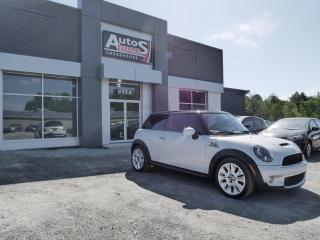Used 2010 MINI Cooper Hardtop Vendu, sold merci for sale in Sherbrooke, QC