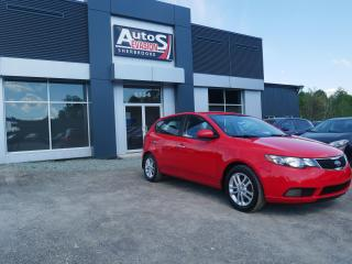 Used 2012 Kia Forte5 5 HB EX + INSPECTÉ FREINS NEUFS for sale in Sherbrooke, QC