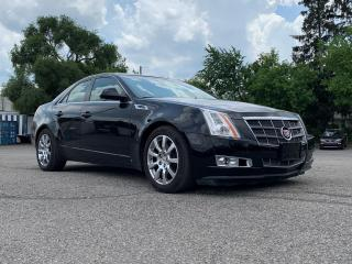 Used 2008 Cadillac CTS 3.6L for sale in Ottawa, ON