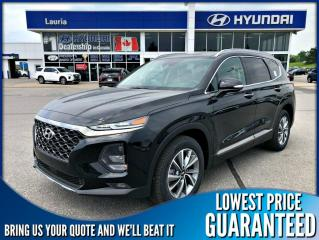 New 2020 Hyundai Santa Fe 2.0T AWD Luxury for sale in Port Hope, ON