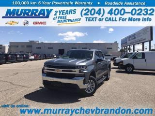 New 2020 Chevrolet Silverado 1500 LT for sale in Brandon, MB