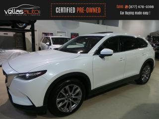 Used 2019 Mazda CX-9 GS-L AWD| SUNROOF| I-ACTIVESENSE| 7PASS| LTHR for sale in Vaughan, ON