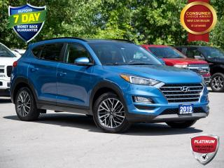 Used 2019 Hyundai Tucson Preferred w/Trend Package Luxury Package | Leather | Panoramic Sunroof for sale in St Catharines, ON