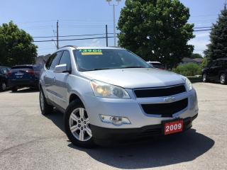 Used 2009 Chevrolet Traverse LT Front Wheel Drive. for sale in Grimsby, ON
