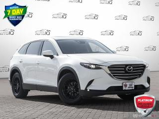 Used 2017 Mazda CX-9 GS-L for sale in Barrie, ON