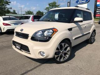 Used 2013 Kia Soul 2.0L 2u CERTIFIED! BACH UP CAMERA HEATED SETS for sale in Hamilton, ON