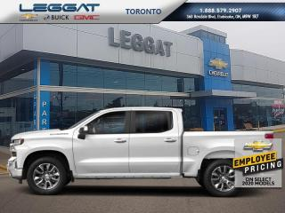 New 2020 Chevrolet Silverado 1500 LT Trail Boss for sale in Etobicoke, ON