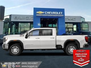 New 2020 GMC Sierra 2500 HD AT4 - Sunroof - Premium Package for sale in Burlington, ON