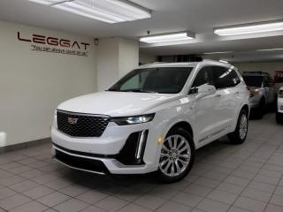 New 2020 Cadillac XT6 Premium Luxury - Navigation for sale in Burlington, ON