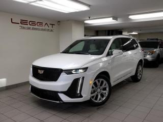 New 2020 Cadillac XT6 Sport - Navigation - Sunroof for sale in Burlington, ON