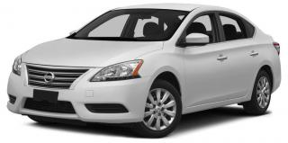 Used 2015 Nissan Sentra for sale in Milton, ON