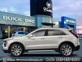 New 2020 Cadillac XT4 Premium Luxury - Sunroof - Leather Seats - $341 B/W for sale in Bolton, ON