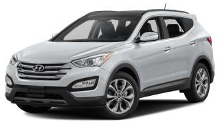 Used 2016 Hyundai Santa Fe Sport 2.0T SE SXT Leather, Back-Up Camera, Navigation, Blind Spot Monitor, Sunroof for sale in North York, ON