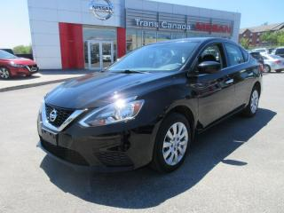 Used 2016 Nissan Sentra for sale in Peterborough, ON