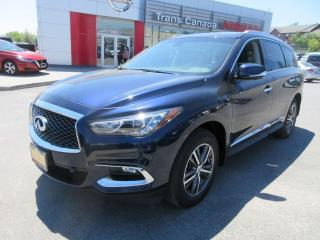 Used 2017 Infiniti QX60 for sale in Peterborough, ON