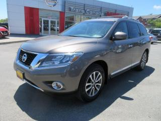 Used 2013 Nissan Pathfinder for sale in Peterborough, ON