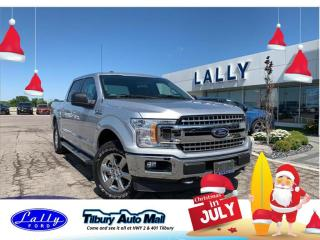 Used 2018 Ford F-150 XLT, One Owner, Mint, Local Trade!! for sale in Tilbury, ON