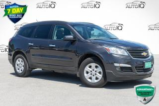 Used 2015 Chevrolet Traverse LS **1 OWNER** for sale in Barrie, ON