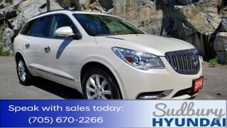 Used 2014 Buick Enclave Leather for sale in Sudbury, ON