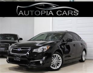 Used 2016 Subaru Impreza 2.0i PREMIUM PLUS REAR VIEW CAMERA MANUAL for sale in North York, ON
