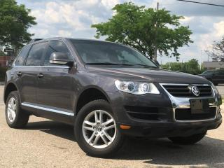 Used 2010 Volkswagen Touareg for sale in Waterloo, ON