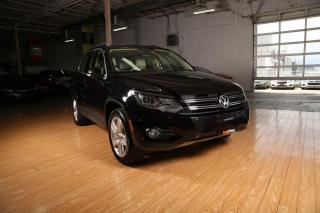 Used 2016 Volkswagen Tiguan 4MOTION 4dr Auto Comfortline for sale in Toronto, ON