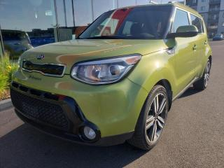 Used 2014 Kia Soul *SX*BLUETOOTH*AIR*CRUISE* for sale in Québec, QC