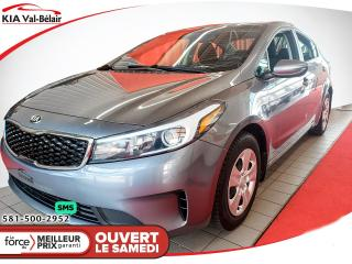 Used 2017 Kia Forte *LX*AIR*CRUISE*BLUETOOTH*/ for sale in Québec, QC