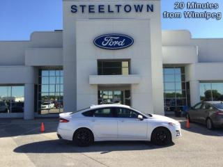 Used 2019 Ford Fusion SE  -  SiriusXM - Low Mileage for sale in Selkirk, MB