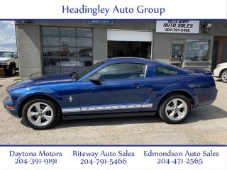 Used 2007 Ford Mustang for sale in Headingley, MB