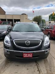 Used 2012 Buick Enclave CXL1 for sale in Winnipeg, MB
