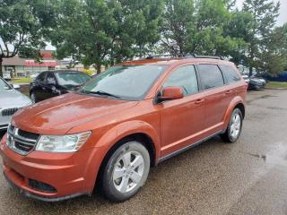 Used 2014 Dodge Journey SE Plus for sale in Edmonton, AB