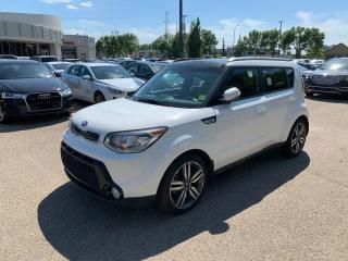 Used 2015 Kia Soul SX Luxury 4dr FWD Hatchback for sale in Edmonton, AB
