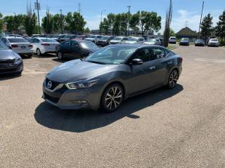 Used 2018 Nissan Maxima SL 4dr FWD Sedan for sale in Edmonton, AB