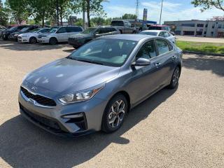 New 2020 Kia Forte EX+ for sale in Edmonton, AB