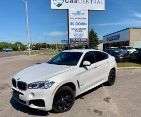 Used 2016 BMW X6 xDrive35i | M PACKAGE | for sale in Barrie, ON