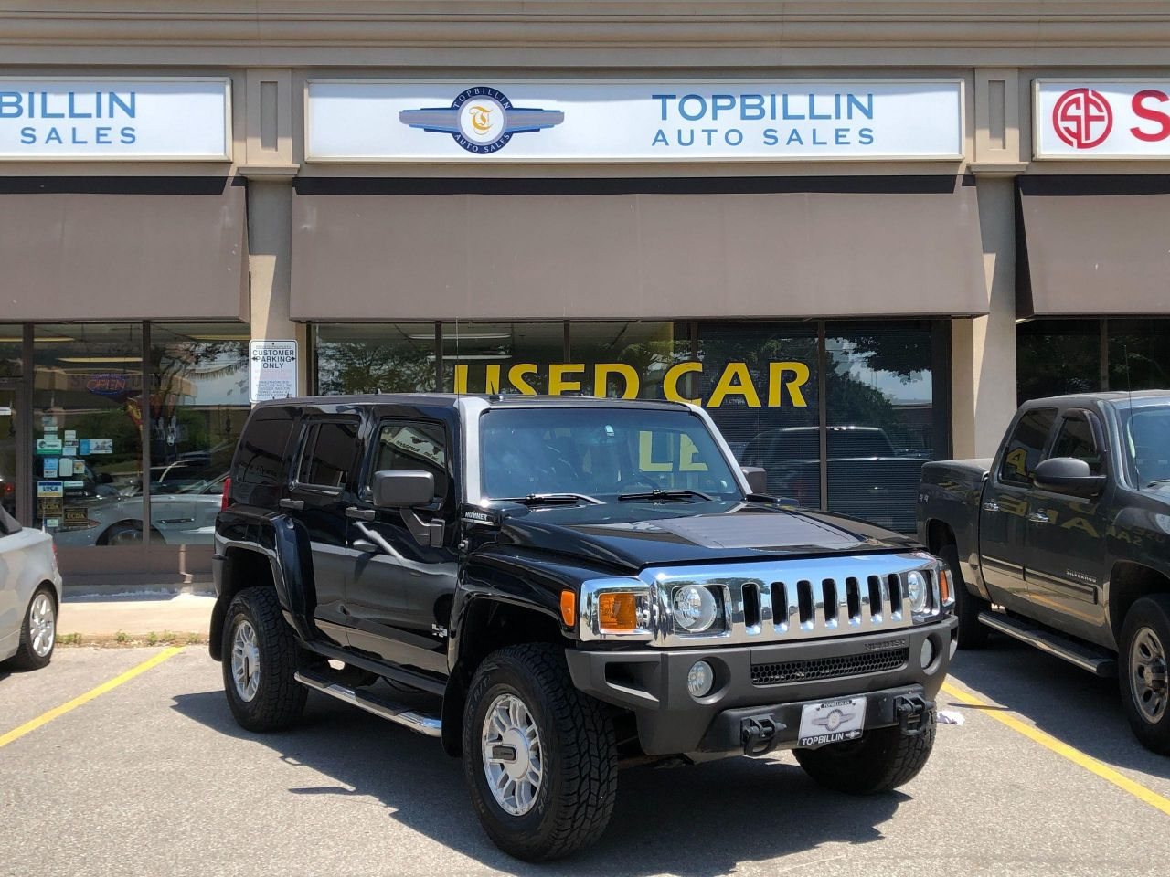 2006 Hummer H3 5 Speed Manual