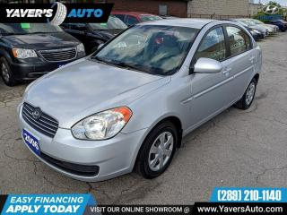Used 2006 Hyundai Accent GLS for sale in Hamilton, ON