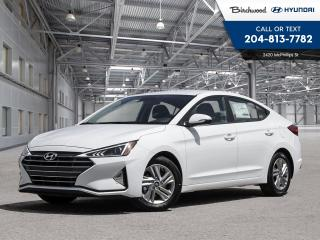 New 2020 Hyundai Elantra Preferred for sale in Winnipeg, MB