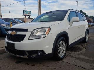 Used 2012 Chevrolet Orlando LT **Drives Like New!!! Immaculate Condition** for sale in Hamilton, ON