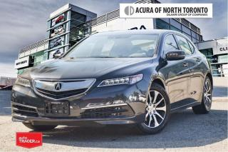 Used 2016 Acura TLX 2.4L P-AWS w/Tech Pkg No Accident  Remote Start 7Y for sale in Thornhill, ON